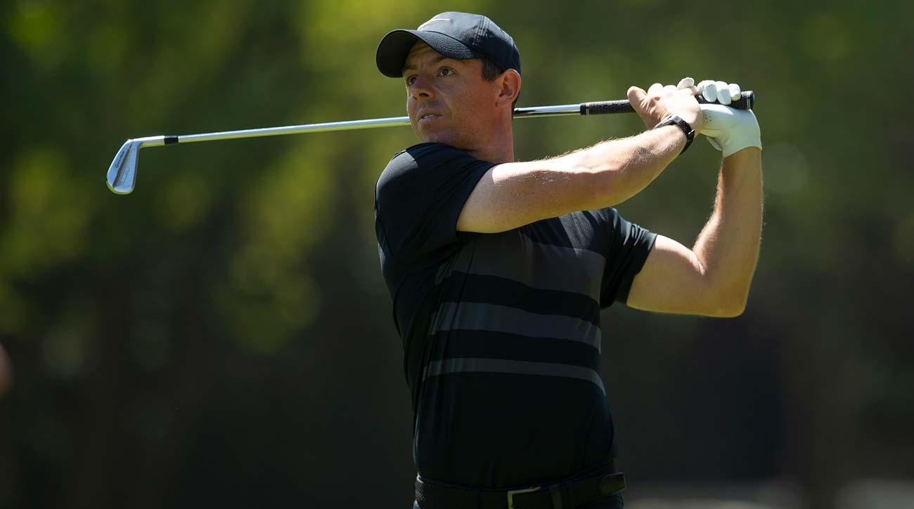 279 Yard 4 Iron See Rory Mcilroy S Ridiculous Yardages At Wgc Mexico