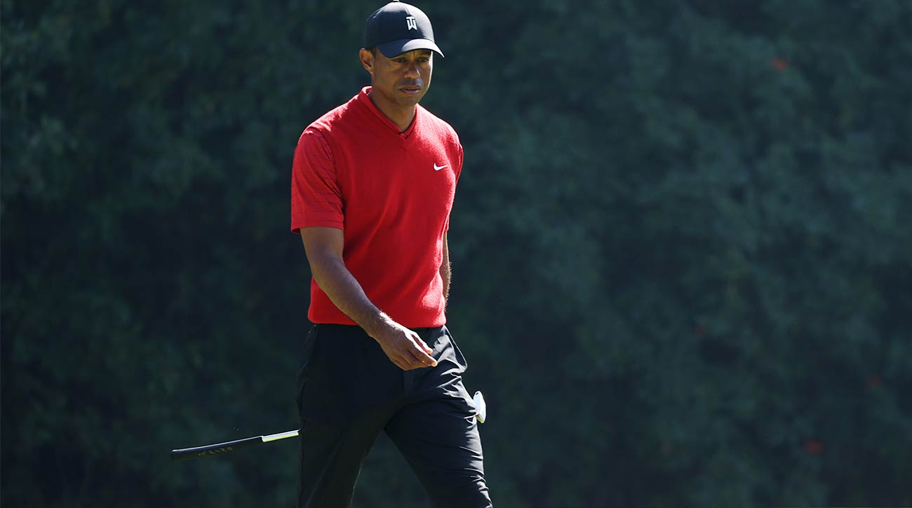 Does Tiger Woods' weight affect his game? He thinks so.