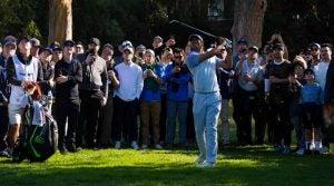 Tiger Woods Genesis