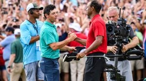 Rory McIlroy's loss to Tiger Woods at the 2018 Tour Championship still sticks with him.