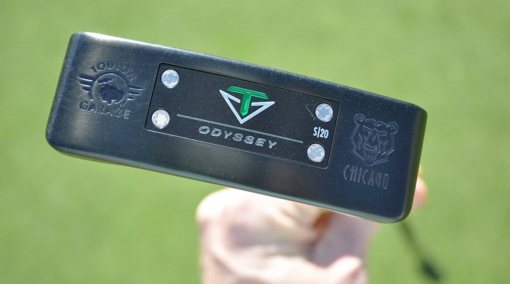 Toulon's new Chicago offers a slightly wider flange than a standard blade.