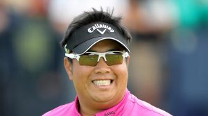 Kiradech Aphibarnrat has never taken himself too seriously.