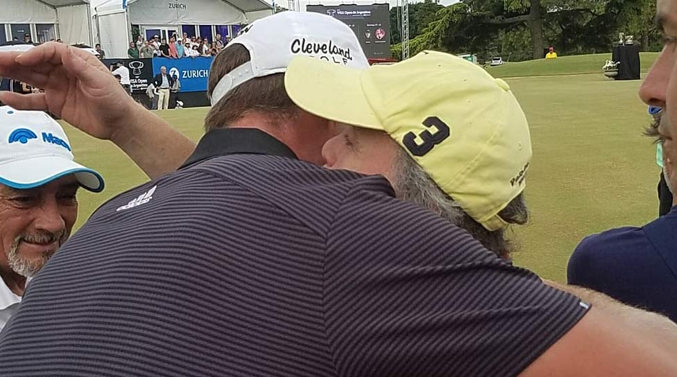 How Brandon Matthews' viral moment with fan led to Bay Hill invite