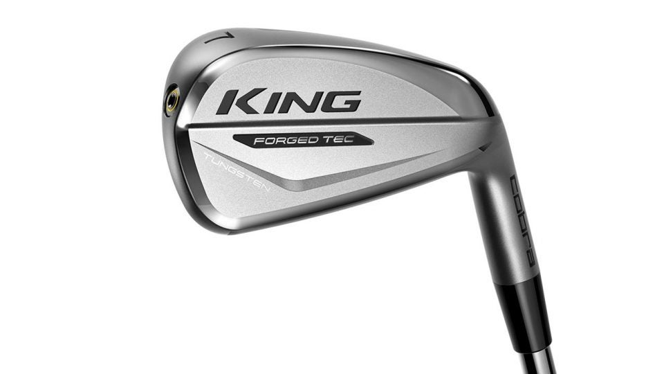 Cobra King Forged Tec irons.