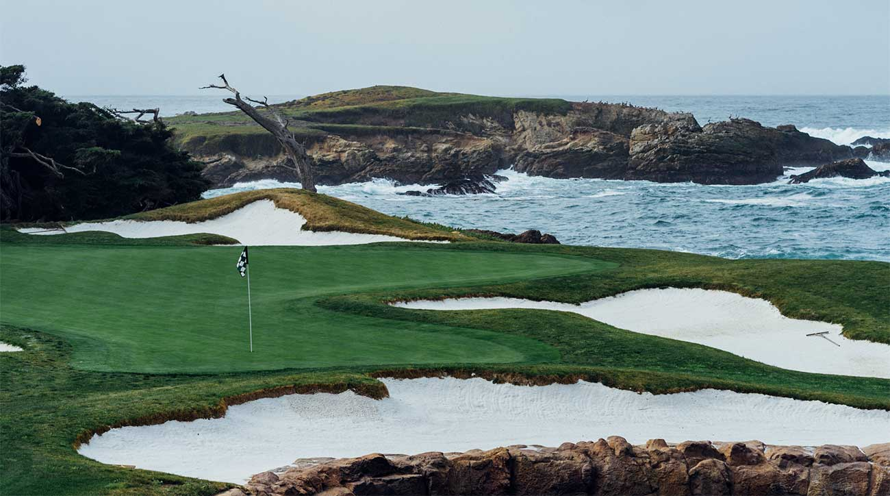 The majesty of Cypress Point.