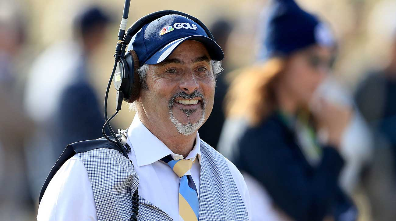 David Feherty on the one guest he'd love to have on his show (but hasn't)