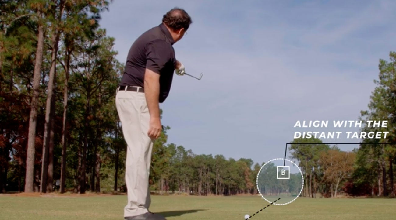 Try these 3 alignment and aim techniques for better ball striking