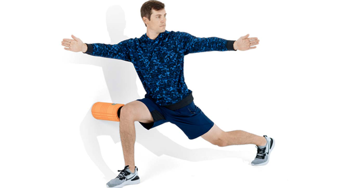 Try these 3 stretches for a bigger backswing (and more power)
