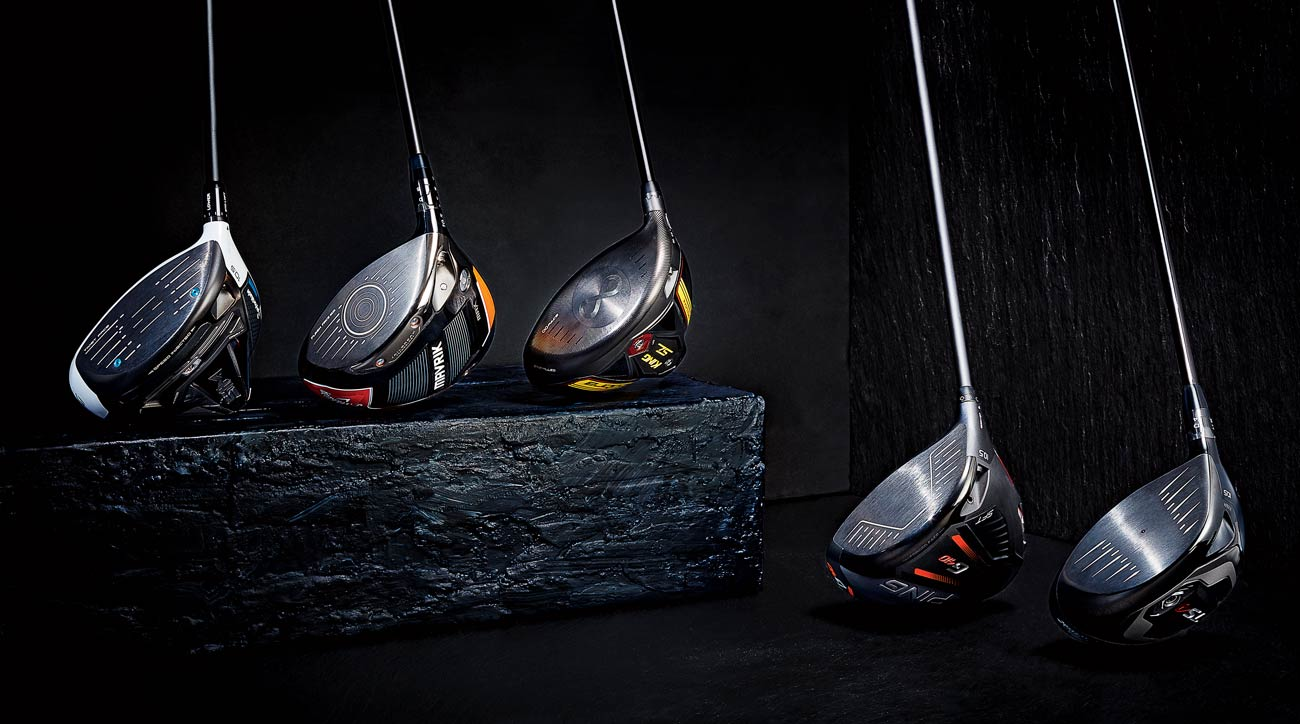 5 new golf drivers tested in ClubTest 2020