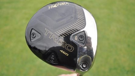 Justin Rose put Honma TR20 460 driver through its paces using a new testing process