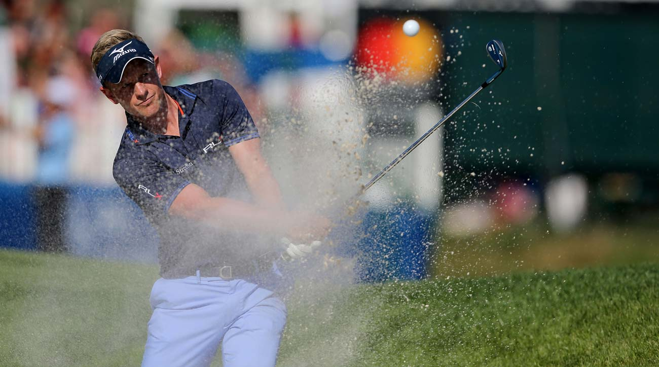 One of the best ever bunker players reveals one of his keys from the sand