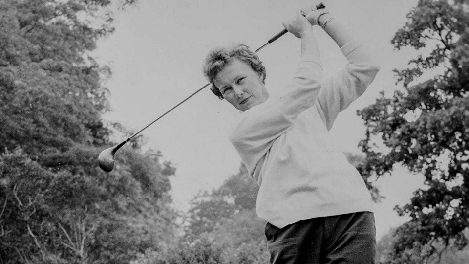 Mickey Wright had 82 career wins on the LPGA Tour.