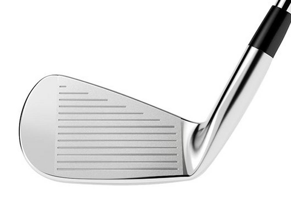 The face of the Mizuno MP-20 MMC iron.