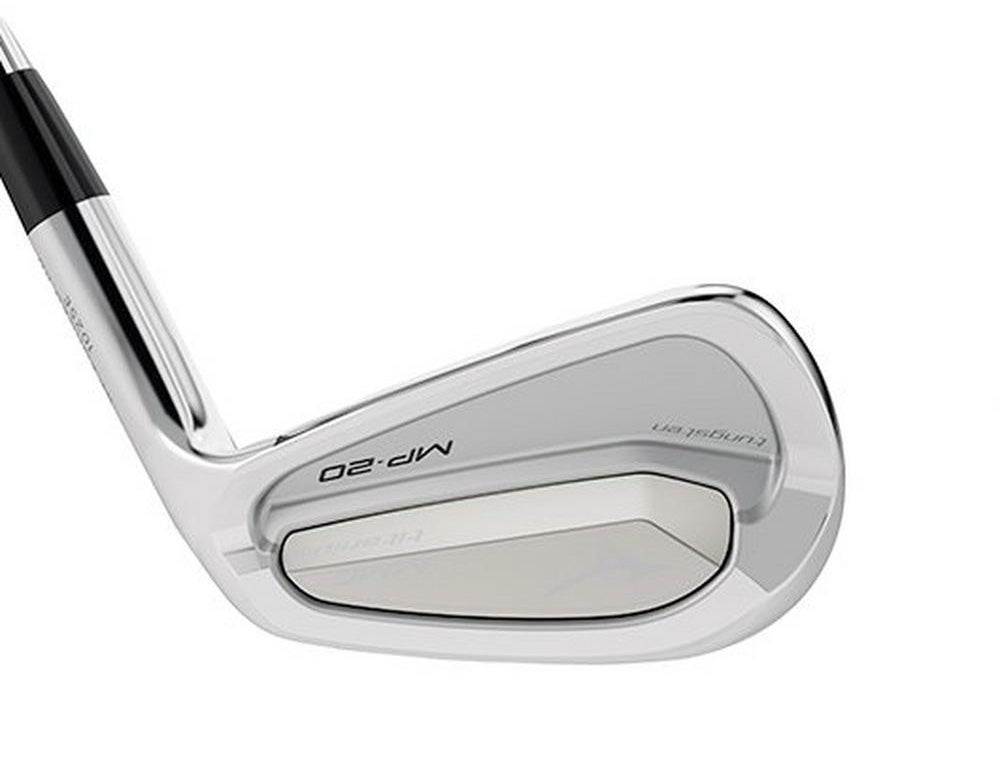 The back of the Mizuno MP-20 MMC iron.