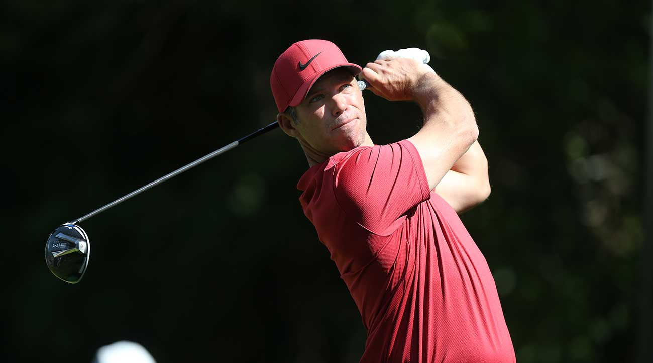 See red like Paul Casey at the Genesis Invitational for less than $100
