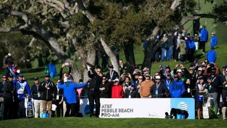 Phil Mickelson won the 2019 AT&T Pebble Beach Pro-Am