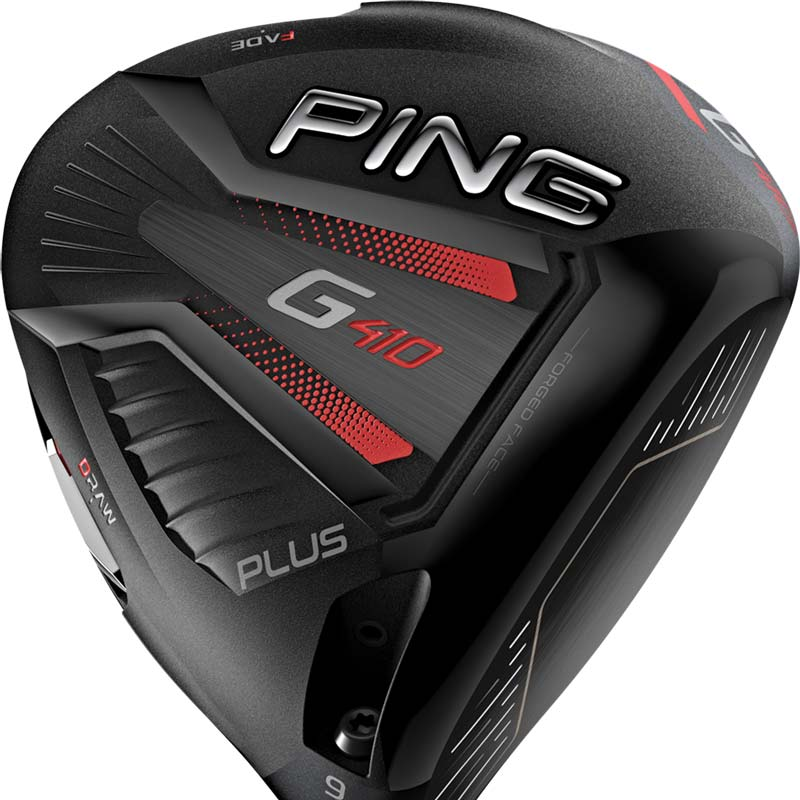 The Ping G410 Plus driver.