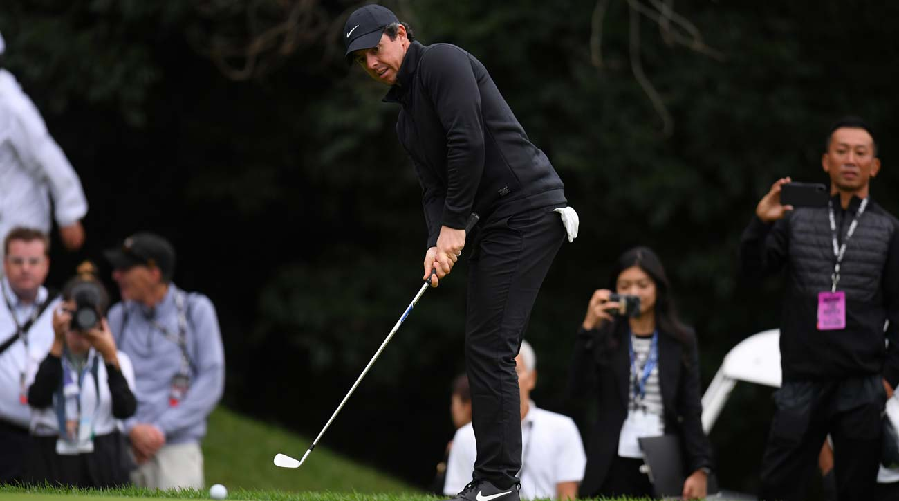How to hit a bump and run like World No. 1 Rory McIlroy