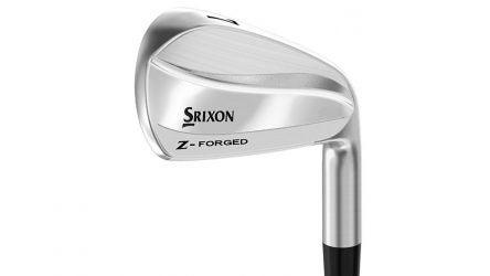 Srixon Z-Forged irons.