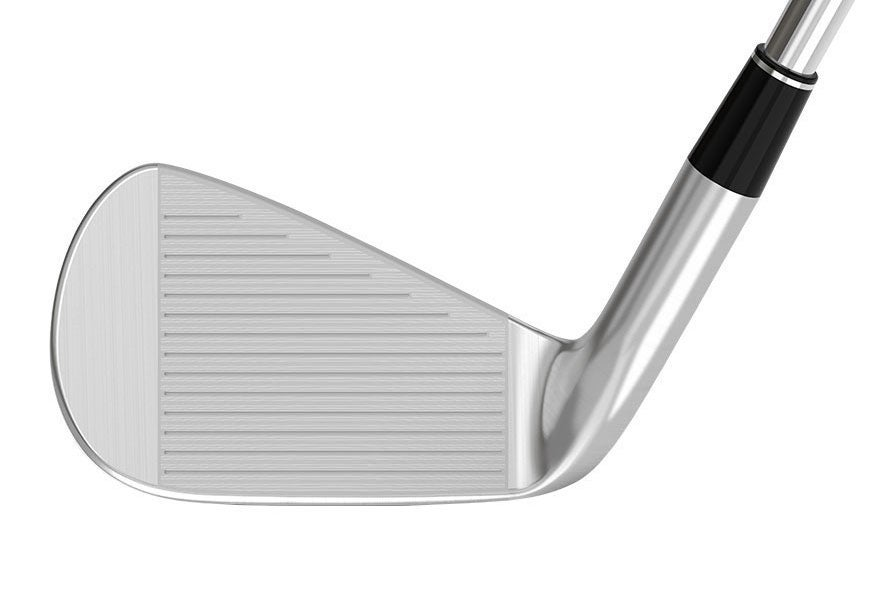 The face of the Srixon Z585 iron.