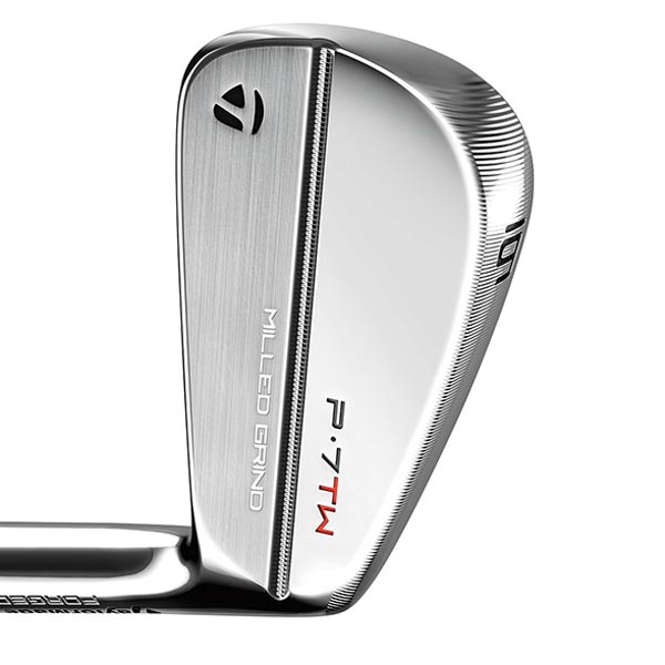 TaylorMade P7TW iron.