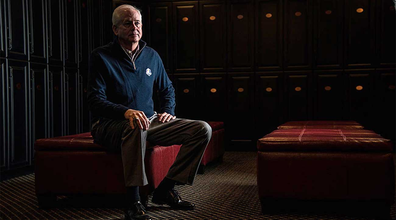 Ex-PGA of America president Ted Bishop still paying for regrettable tweet