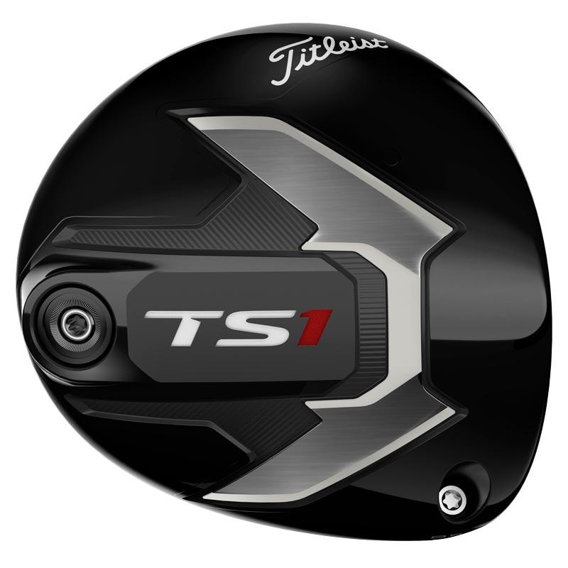 Titleist TS1 driver.