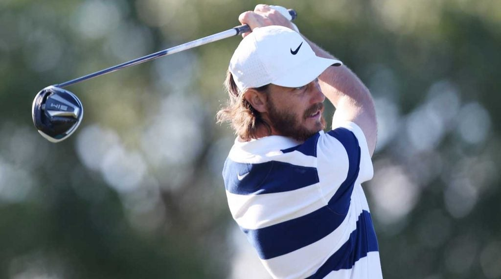Tommy Fleetwood shot a three-under 67 on Saturday to take the lead at the 2020 Honda Classic.