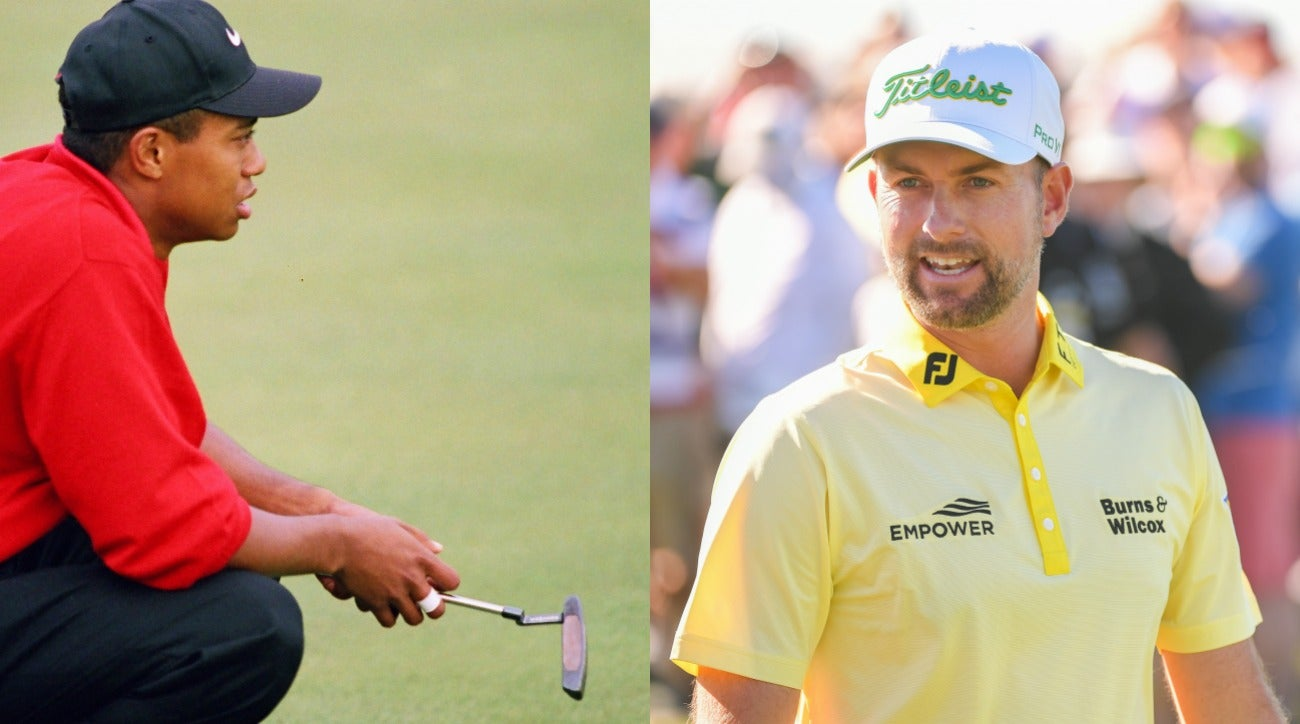 Webb Simpson's Augusta bet for a Tiger Woods-inspired putter