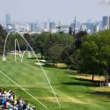 Drives will fly about 9 percent further at Chapultepec compared to sea level.