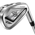 Wilson D7 Forged irons.