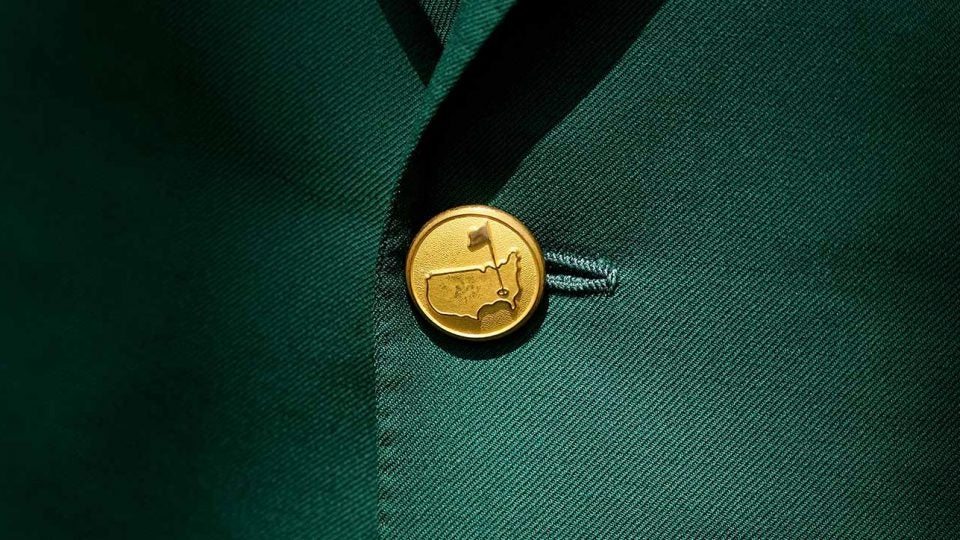 Augusta National button
