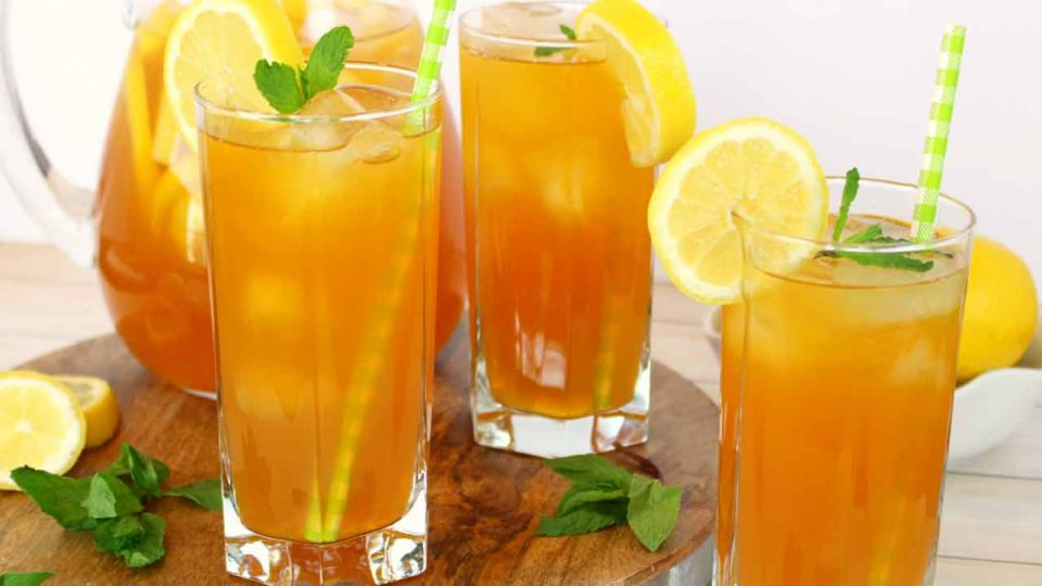 Arnold Palmer beverages