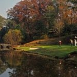 Augusta National october picture