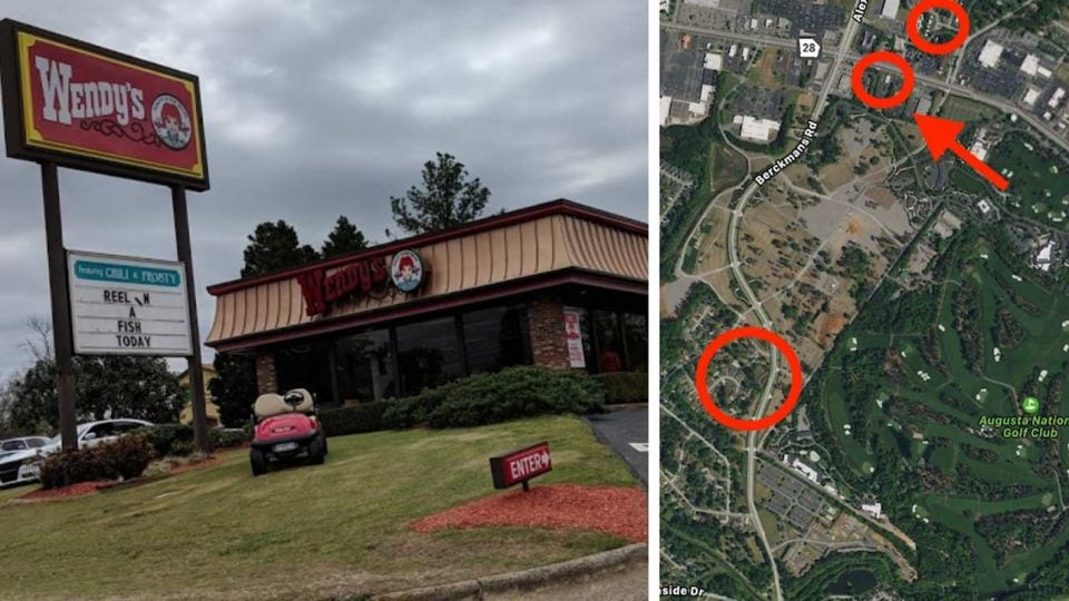 Augusta National buys wendys