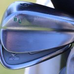 Bernhard Langer's irons were created by Tiger Woods' former clubmaker.