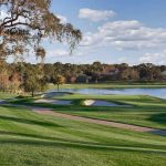 The 5th hole at Bay Hill