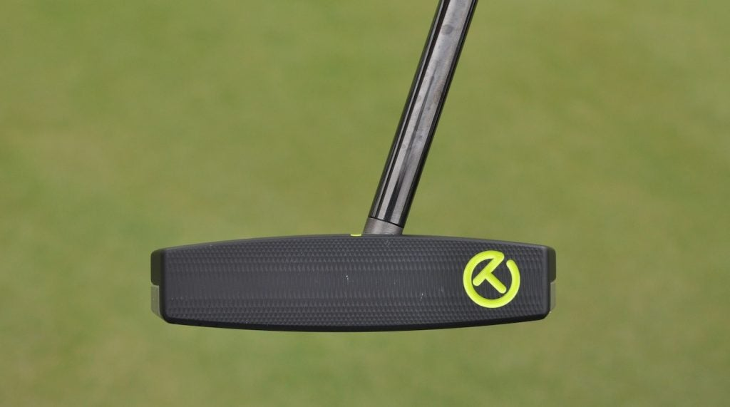 Scotty Cameron center shafted