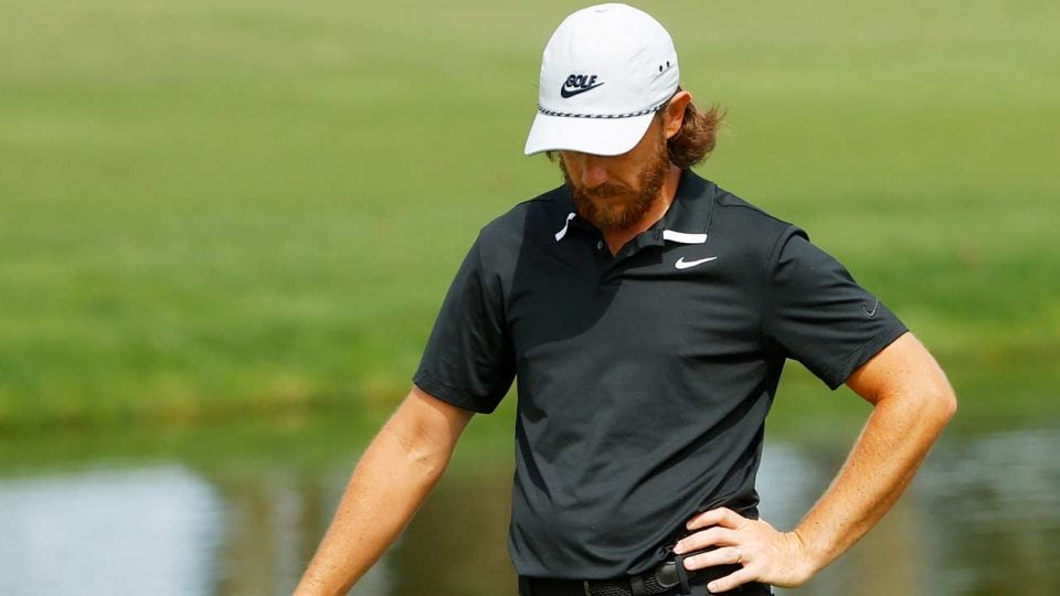 Tommy Fleetwood missed the cut at this week's Arnold Palmer Invitational.