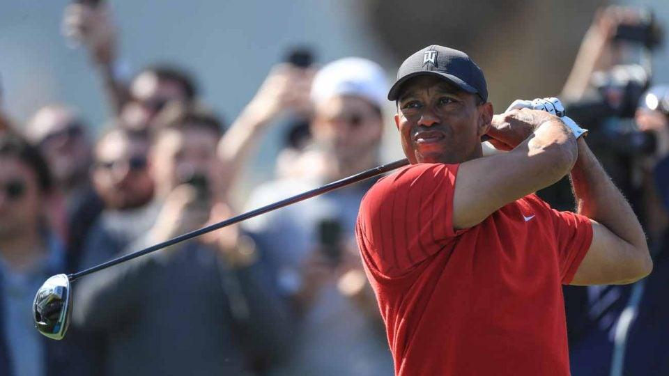 Tiger Woods World Golf Hall of Fame