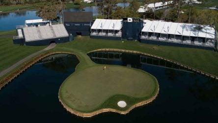 TPC Sawgrass PGA Tour layoff