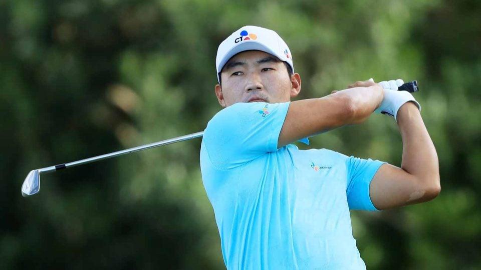 Sung Kang Arnold Palmer Invitational