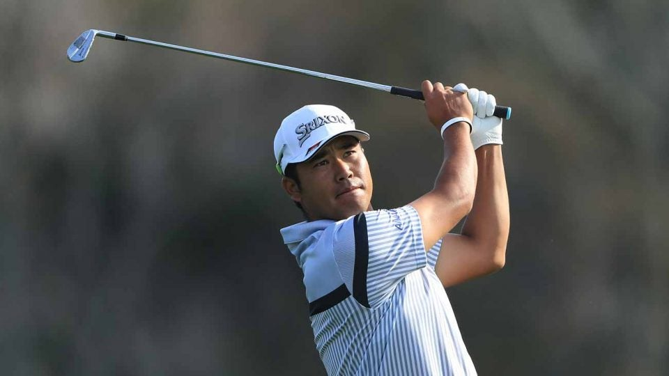 Hideki Matsuyama The Players Championship