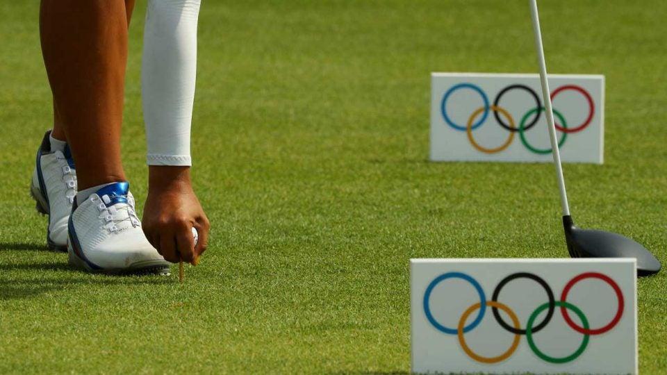 golf olympics