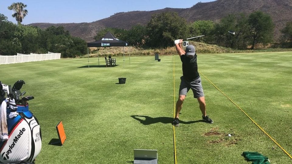 rory mcilroy launch monitor