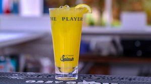 The Sawgrass Splash is a popular drink at TPC Sawgrass (especially during Players week).