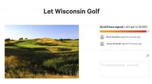 golf petition
