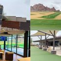 Arizona State golf facility