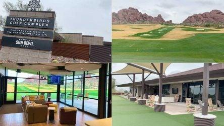 Arizona State golf facility