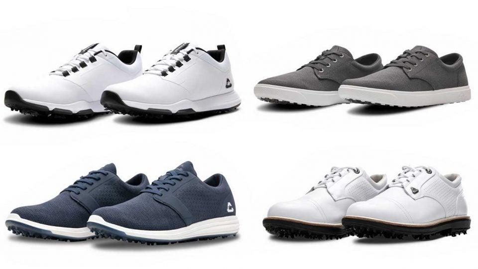 Cuater by TravisMathew golf shoes